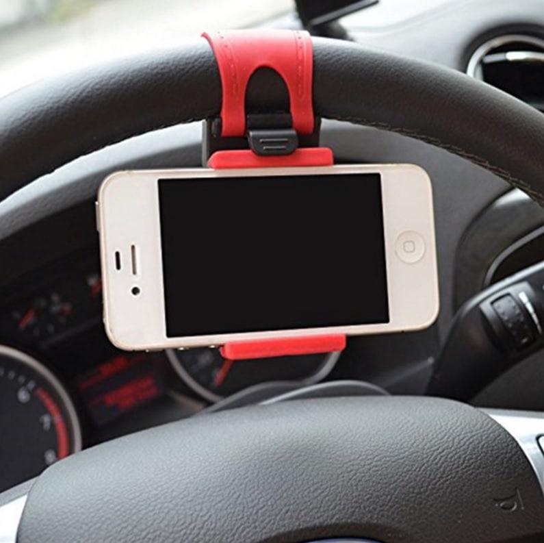 Držiak telefónu na volant