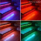 Többszínű LED szalag