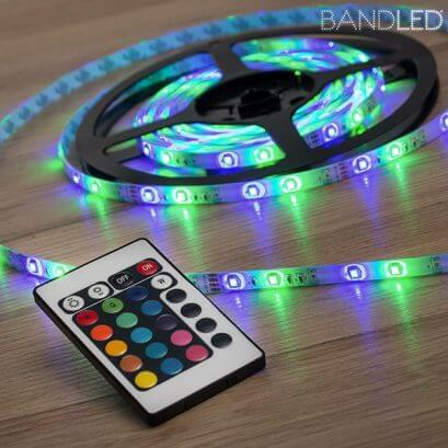 Multicolor LED pásik