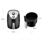 Air Fryer - Teplovzdušná fritéza na pečenie bez oleja 8