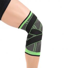 Bandáž kolena s výstužou (elastická) 1+1
