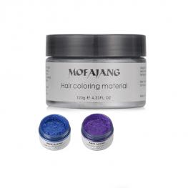 Farebný Wax na vlasy1