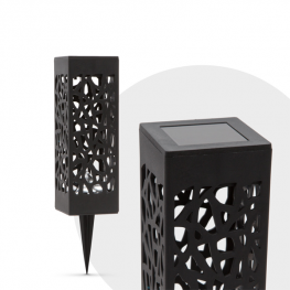 LED solár dizajnová lampa1