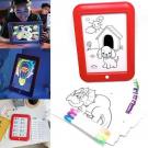 Magic Sketchpad zručnosť rozvíjajúca, kresliaca tabuľa s osvetlením 6