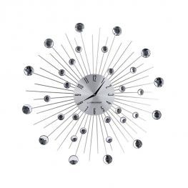 Nástenné hodiny s dizajnom 3D efektu1