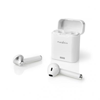 Bezdrôtové Bluetooth slúchadlá Nedis