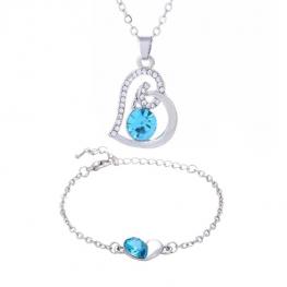 Sada šperkov Blue Sky1