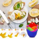 Set silikónových foriem pre varenie vajíčok4