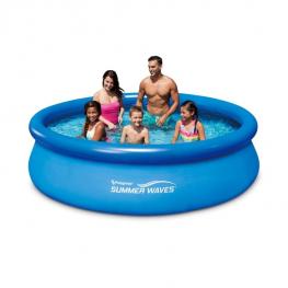 Summer Waves bazénový set s mäkkými stenami - 306 x 76 cm1