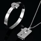 Súprava šperkov Locked Love3