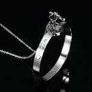 Súprava šperkov Locked Love5