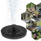 Záhradná solárna fontána 6