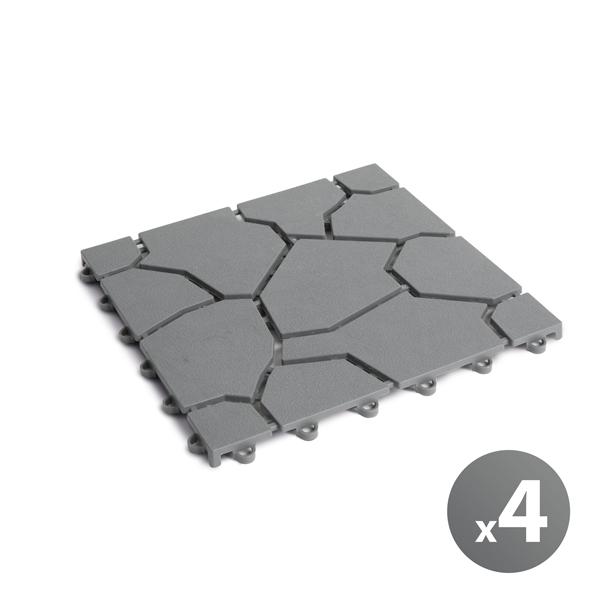 Záhradná dlažba – kamenný vzor1