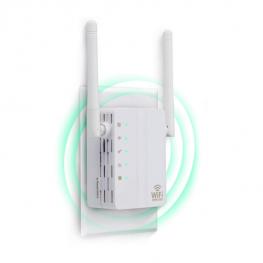 Zosilňovač WiFi signálu – repeater s dvoma anténami 1